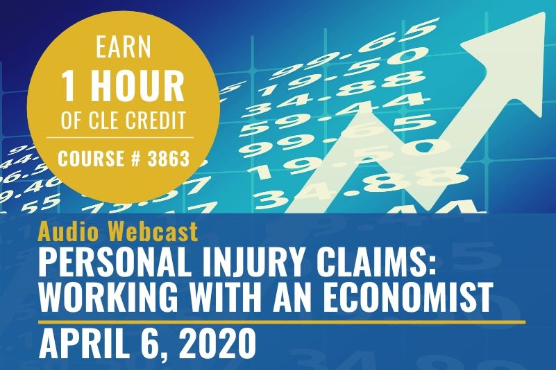 Personal Injury Claims: Working with an Economist