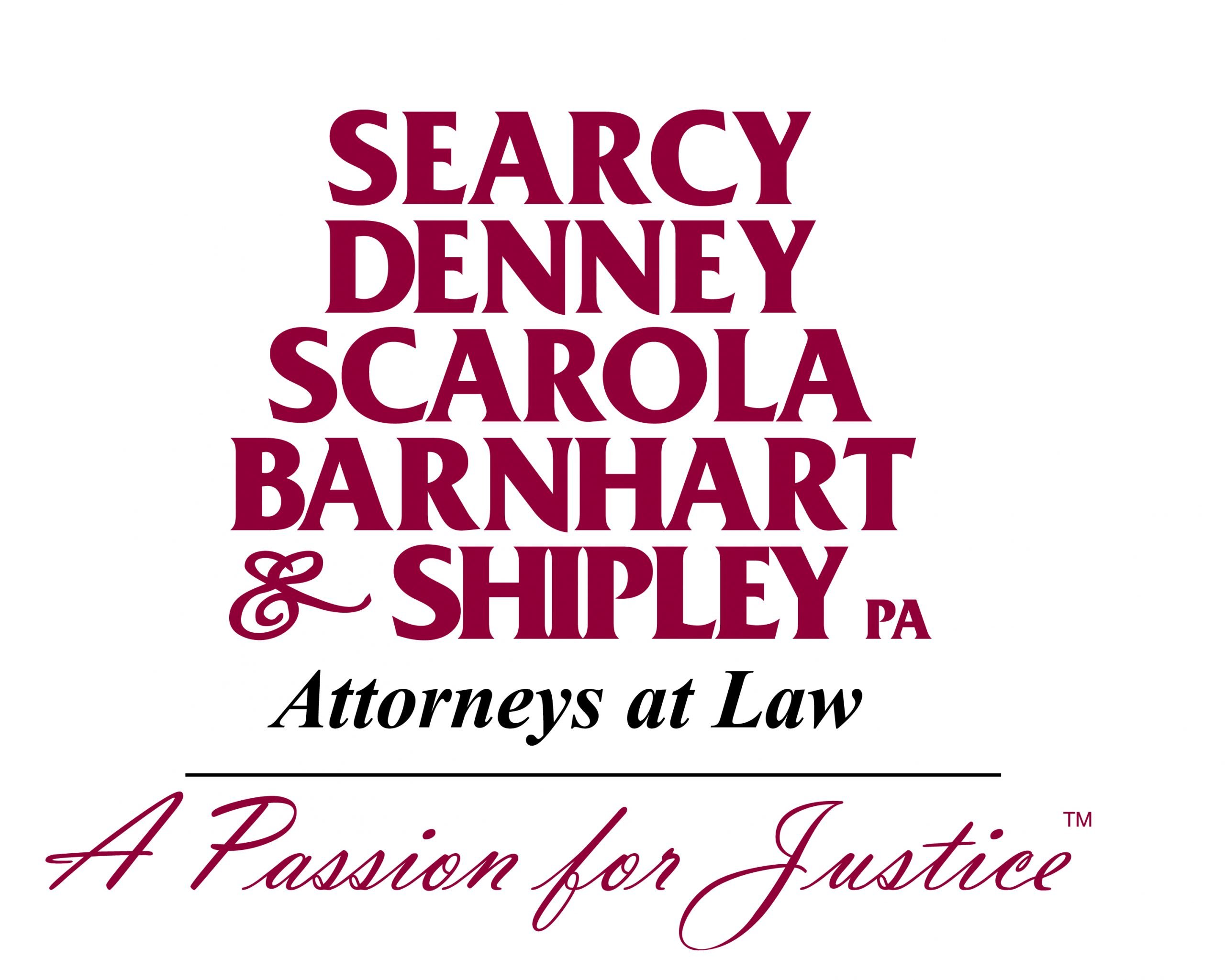 Searcy Denney Scarola Barnhart & Shipley, PA